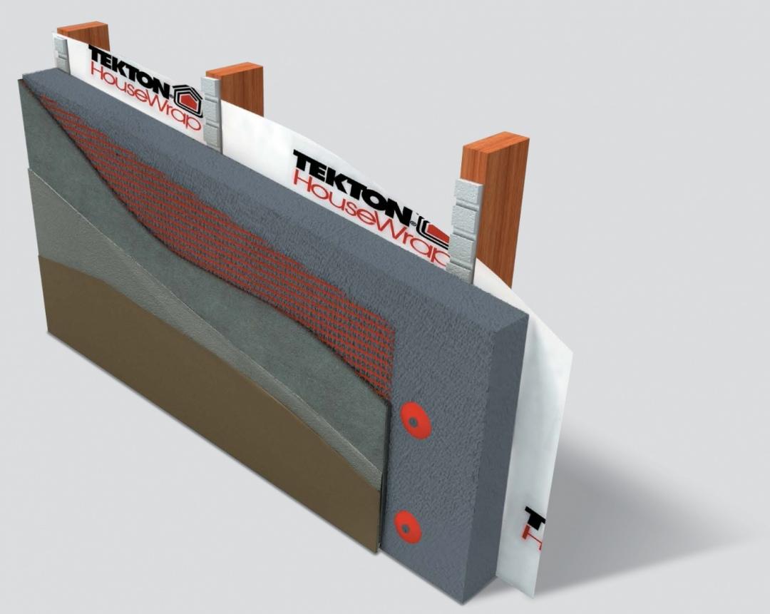 Exterior: Exterior Wall Cladding System