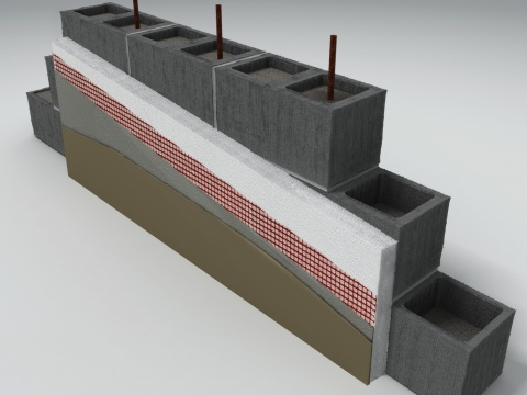 Masonry Wall Insulation